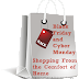 Black Friday and Cyber Monday Shopping (From the Comforts of Home)