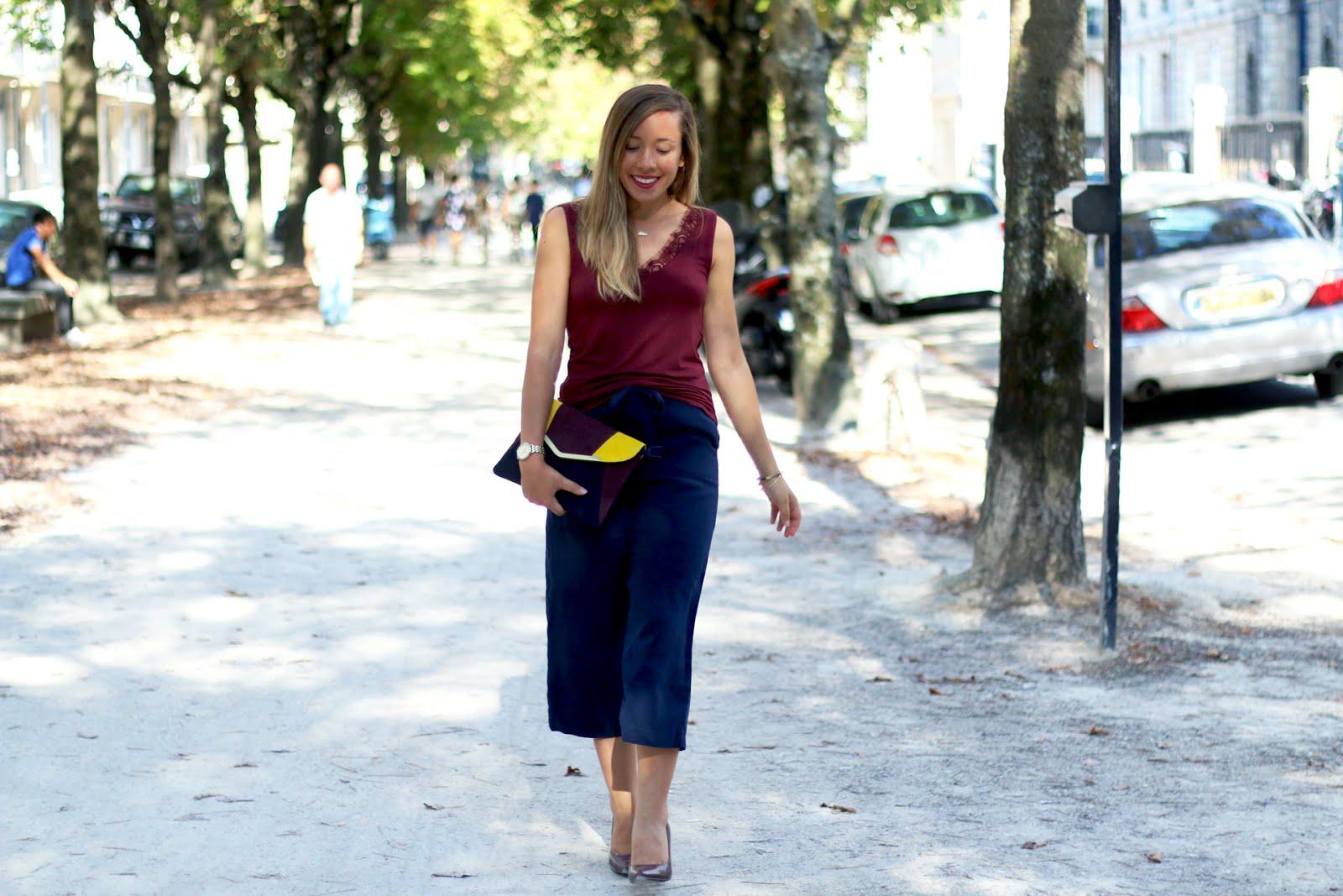 blog mode tenue rentrée