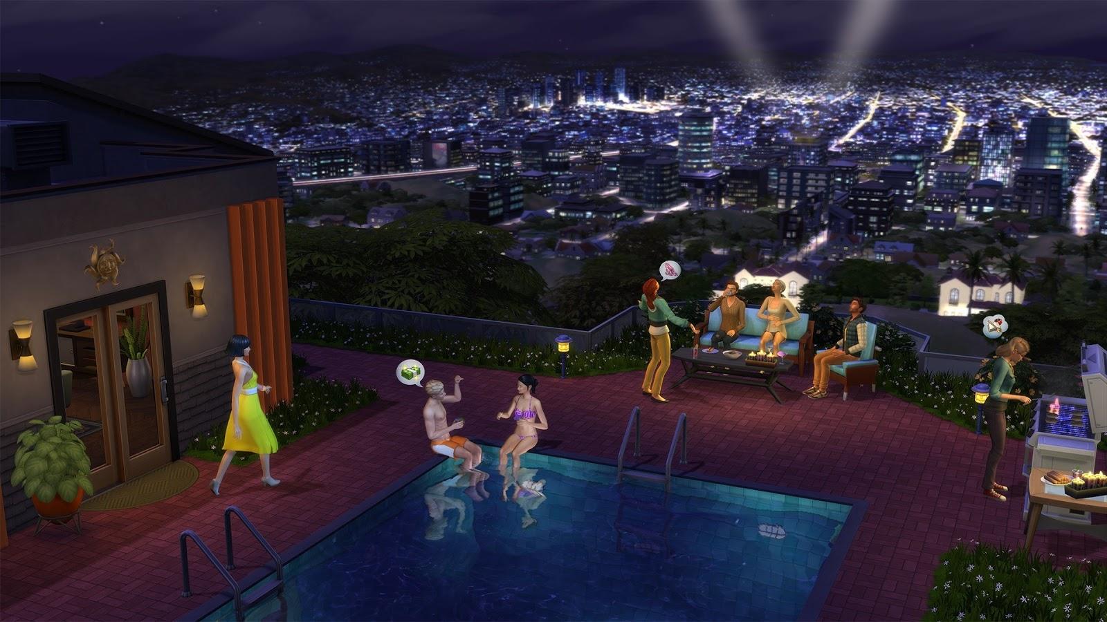 Los Sims 4 Rumbo A La Fama PC ESPAÑOL + Updates (CODEX) 3