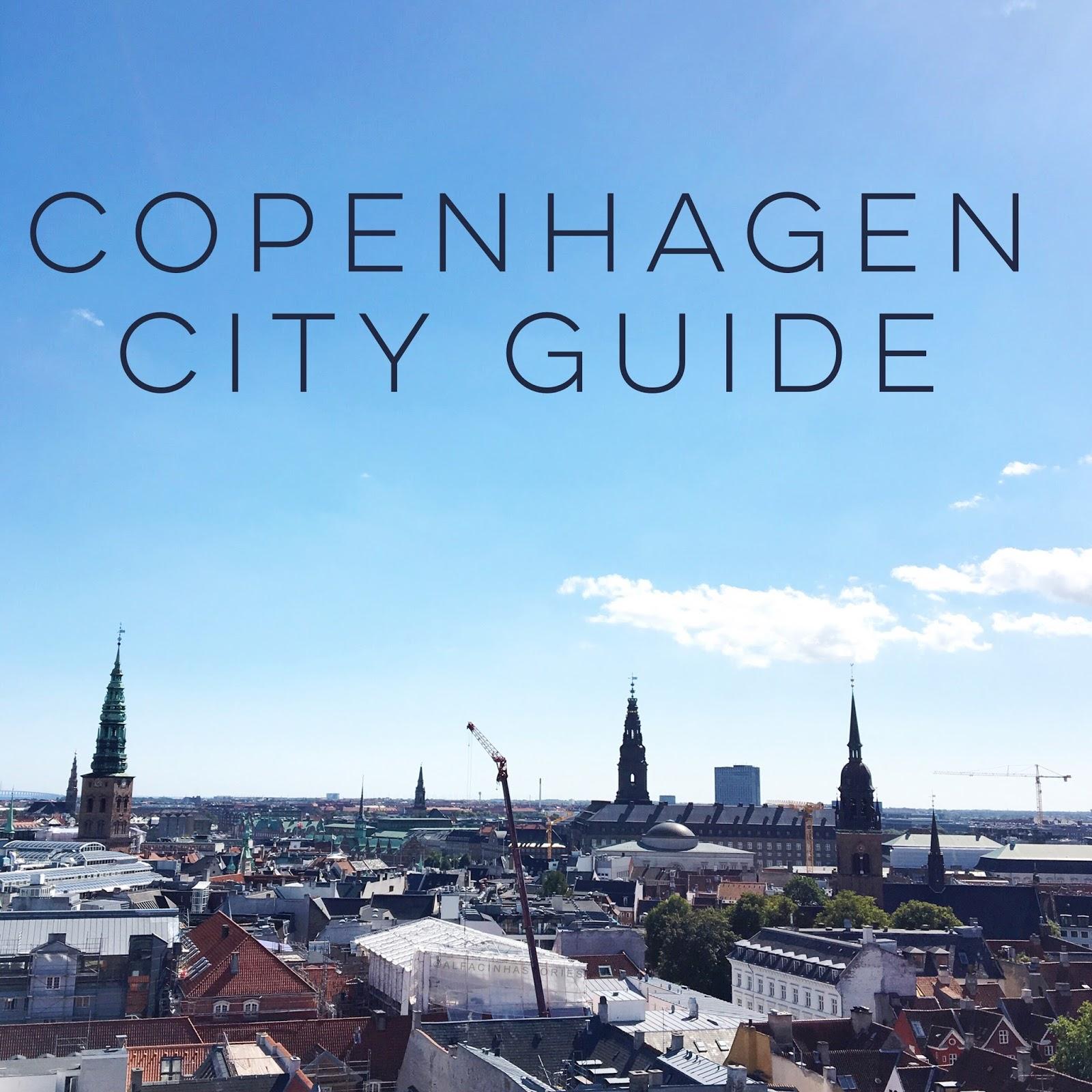 Copenhagen City Guide – Part 1