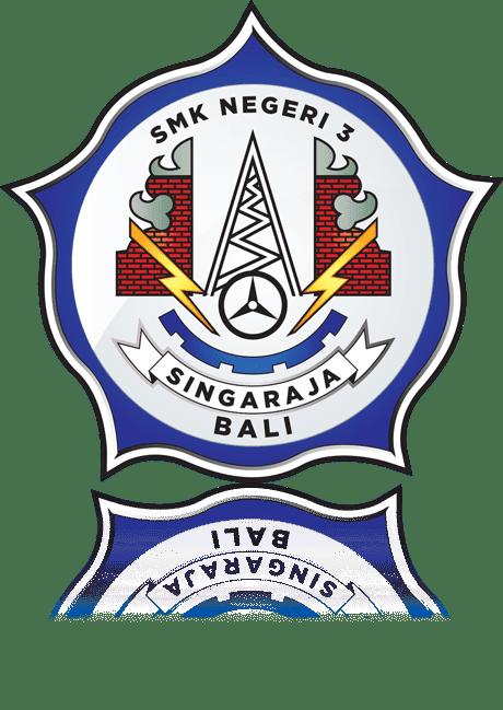 Logo Smk N 1 Singaraja : singaraja, Negeri, Singaraja, Design