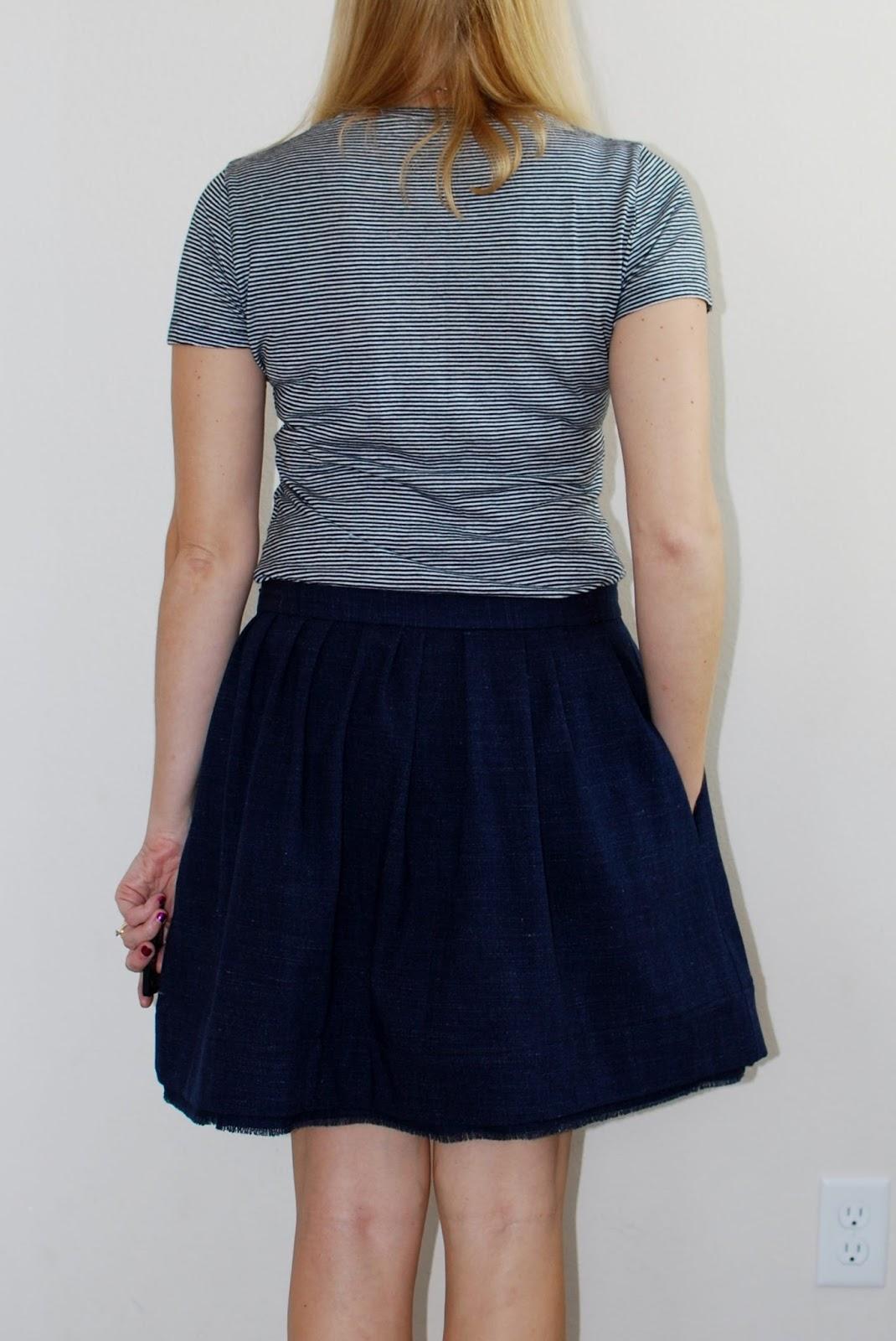 SouthShore Handmade February - How to make designer dress at home