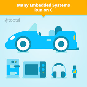 Many Embedded Systems Run on C