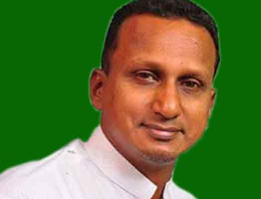 Member of Parliament Chandima assaults a garage mechanic as he failed to repair his vehicle in