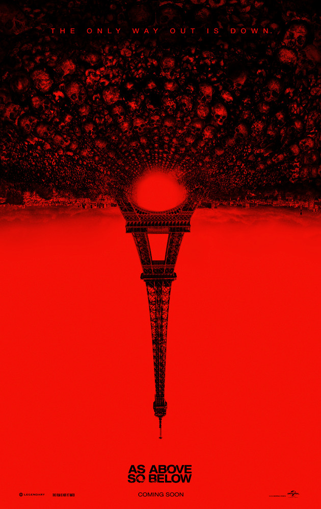 As Above, So Below Movie Film Horror 2014 - Sinopsis