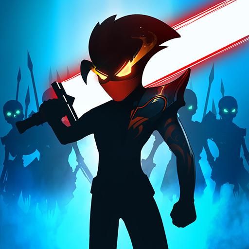 تحميل لعبه Stickman Legends - Ninja Warriors: Shadow War مهكره بالكامل اخر اصدار