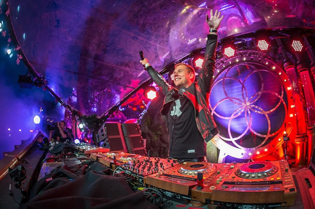 Armin Van Buuren Announces Live Broadcast  A State Of Trance From Tomorrowland