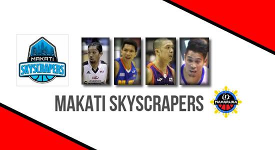 LIST: Makati Skyscrapers Roster 2018 MPBL Anta Datu Cup
