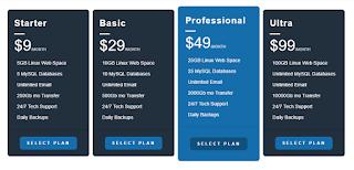mengaktifkan tabel harga di blog