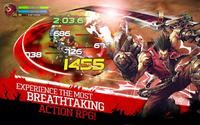 Kritika: The White Knights Apk v2.28.3 Mod (UNLIMITED HP/MP & ATTACK MAXED OUT) Free Download