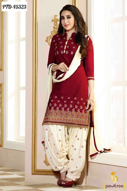Krishma Kapooor Special Patiala Salwar Kameez and Dresses Online Shopping Collection