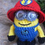 http://www.ravelry.com/patterns/library/minion-and-evil-minion