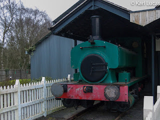 Industrial Steam Locomotive Blists Hill