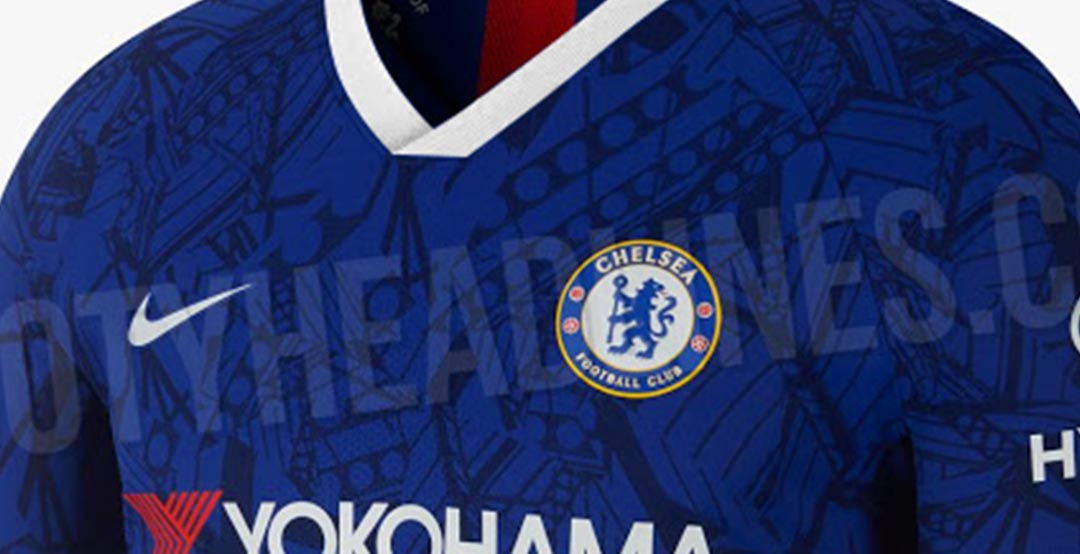 info for cec65 2b94e Better? 'Fixed' Nike Chelsea 19-20 Home Kit By Graphic ...