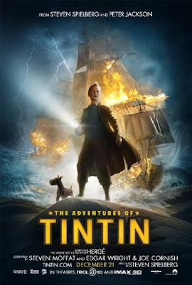 The Adventures of Tintin (2011) การผจญภัยของ ตินติน [พากย์ไทย+ซับไทย]
