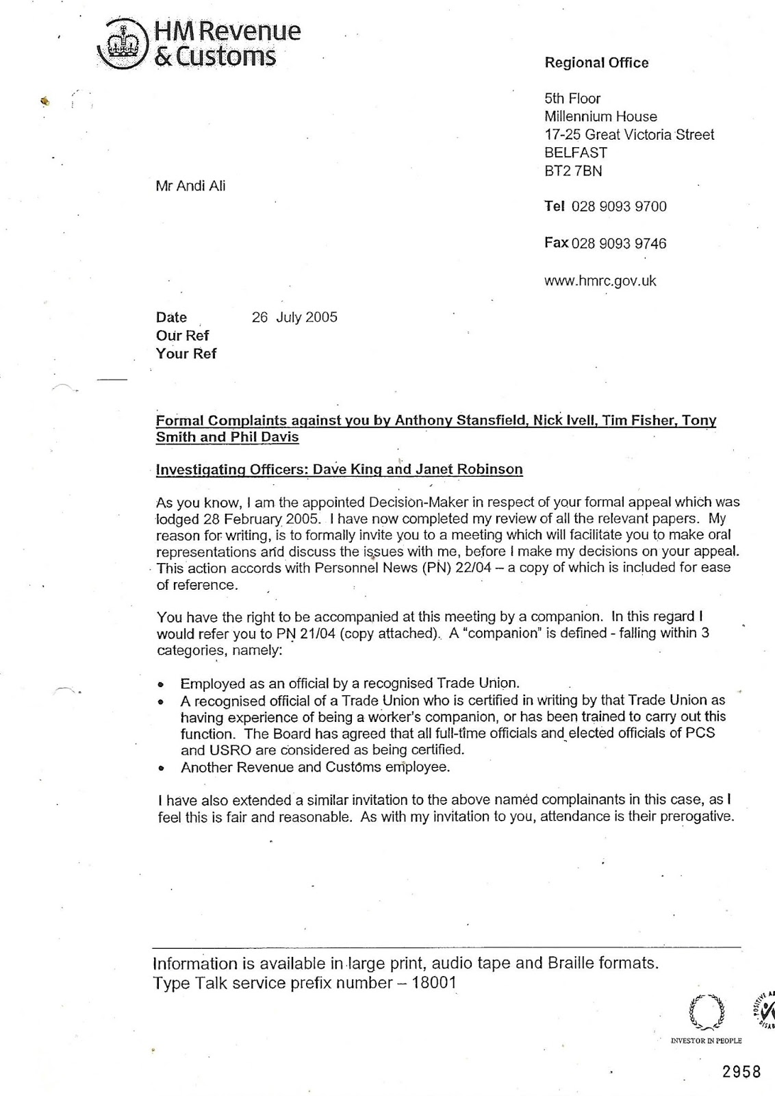 sample letter to hmrc for penalty appeal