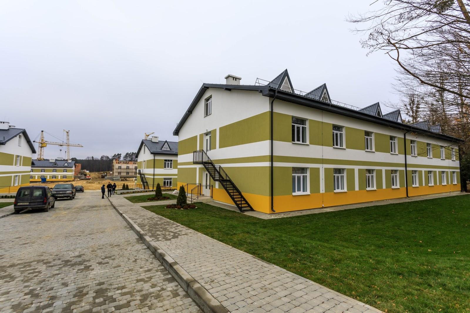 У ЗСУ заселено перший гуртожиток нового зразка