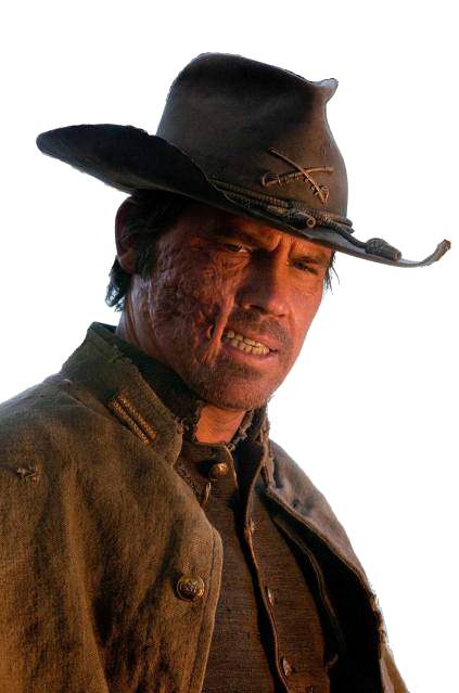 render Jonah Hex