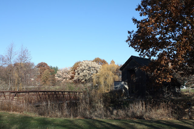 The mill at Midway Village in Rockford, Illinois