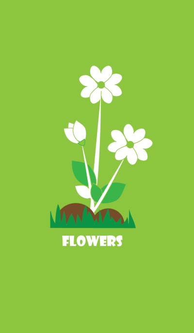 Flowers theme v.2