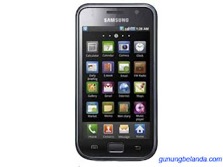 Cara Flashing Samsung Galaxy S GT-I9000T