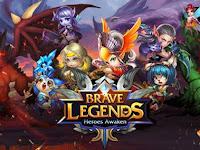 Download Brave Legends: Heroes Awaken
