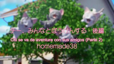 Chi's Sweet Home (2016) Capítulo 38 Sub Español