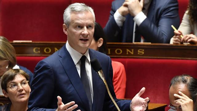 Francia: La UE responderá si EEUU la 'ataca' con aranceles