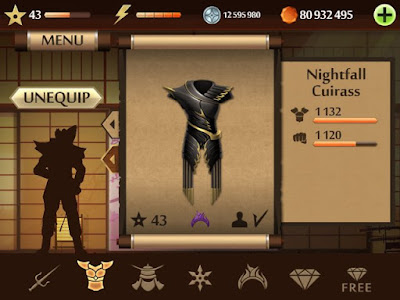 hack level 52 shadow fight 2