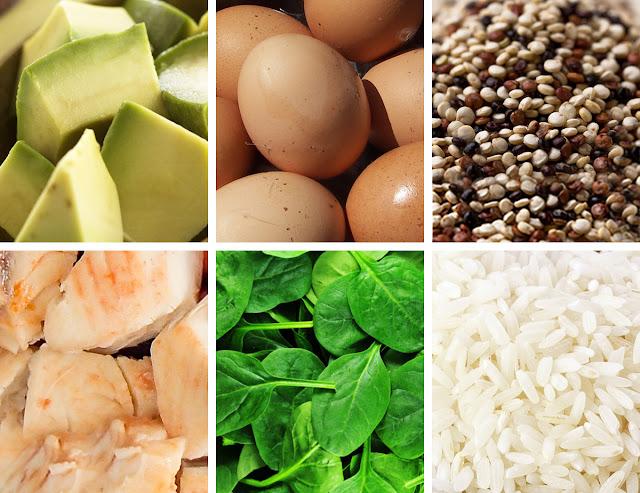 alimentos para hipertrofia
