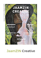 JaamZIN Creative Magazine - March 2021