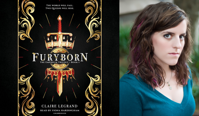 Furyborn by Claire Legrand | Audiobook Review | Superior Young Adult Fiction
