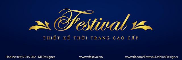 Bảng hiệu nhà may Festival - Ảnh 1