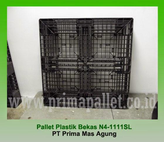 Pallet Plastik Murah Bekas N4-1111SL