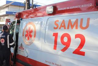 Samu de Campina Grande realiza parto dentro de ambulância