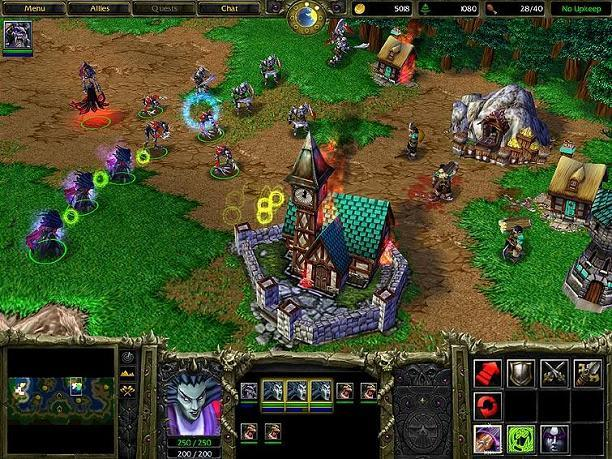 Warcraft iii: reign of chaos (free) download latest version in.