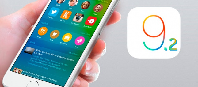 Apple stops signing the iOS 9.2 firmware, making it impossible to downgrade