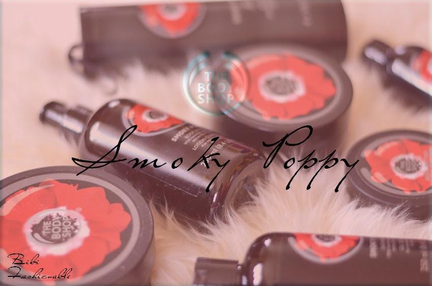 Smoky Poppy Serie Titelbild
