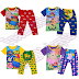 Promosi - Didi & Friends Kids Pyjamas 2PCS
