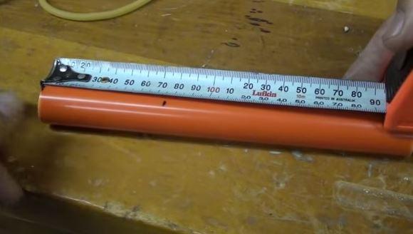 Cách làm súng cao su từ ống nhựa PVC 2