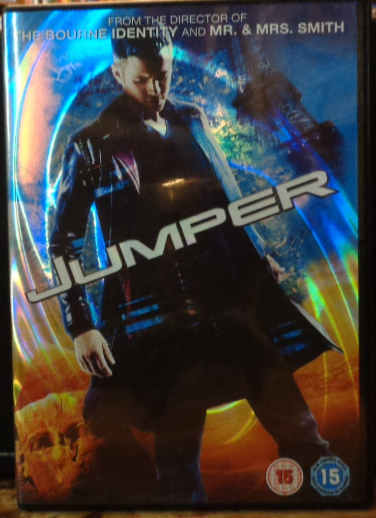 Movies On Dvd And Blu Ray Jumper 2008