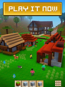 تحميل لعبة بلاك كرافت Block Craft 3D للاندرويد مجانا