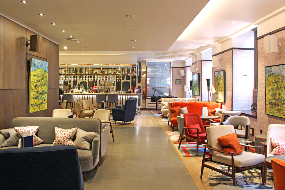 The Devonshire Club, Liverpool Street - London restaurant blog