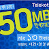 Grameenphone Eid Offer !  50MB for 1 Day at Tk 13 (Inclusive of SD+VAT+SC) Dial code *121*3131#