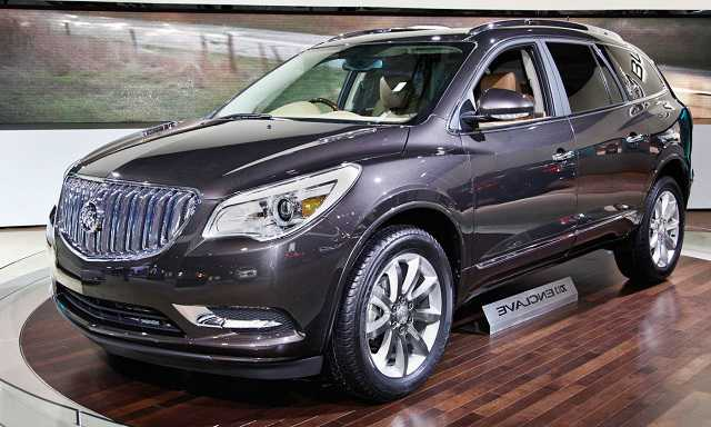 2017 Buick Enclave Owners Manual Pdf