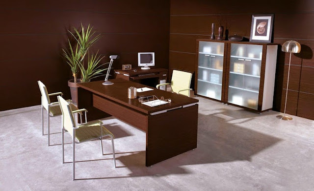 Decoración oficinas