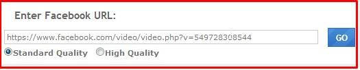 convert facebook video url to mp3