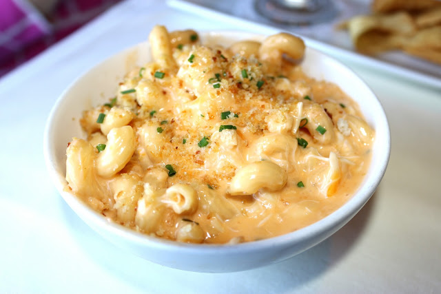 Moshulu Brunch - Crab Mac n Cheese
