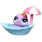 Littlest Pet Shop Teensies Octopus (#T108) Pet