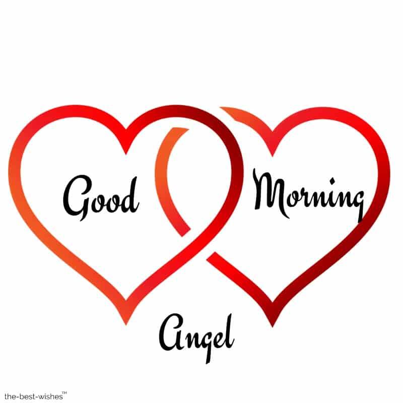 amazing good morning angel pic